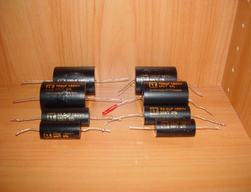 MKT filter-condensatoren
