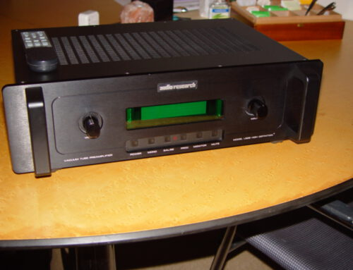 Audio Research LS26 voorv + AB