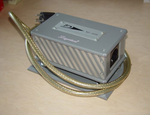 DSS NZ 1600-HE digital netfilter
