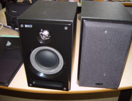 KEF SP 3652 monitors