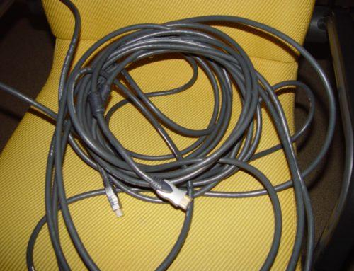 HDMI kabel 14,6 mtr