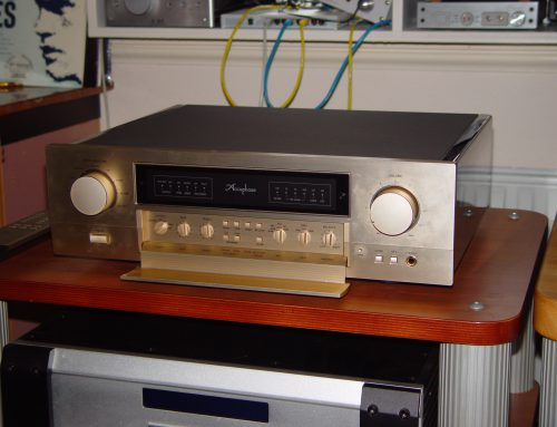 Accuphase C2410