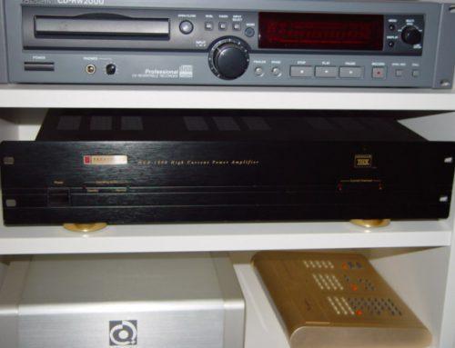 Parasound 1000 cd speler